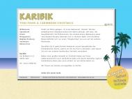 Bild Webseite Karibik Thailändisches Restaurant Köln