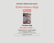 Bild Elektrohaus Christian Kögl