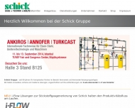 Bild Webseite Schick Bad Köstritz