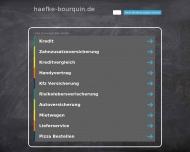 Bild Webseite Häfke & Bourquin Rechtsanwälte München