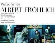 Bild Webseite Fröhlich Albert Pelze u.Pelzwaren Kürschnerei München