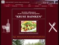 Bild Gaststätte Kruse Baimken Walter Gertz