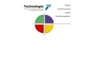 Website Technologie Ges. für Bauingenieurleistungen und Arbeitsvorbereitung