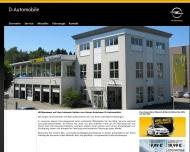 Bild Webseite  Nürtingen
