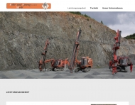 Willkommen auf der Homepage der Bohr- und Spreng GmbH Wei