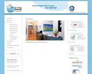 Website Strauß Hans-Jürgen Dr.med.dent. Zahnarzt