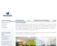 Unternehmen - Kiefer Beck Schreinerei in Offenburg