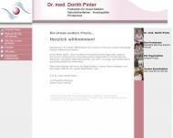 Bild Pinter Dorith Dr.med. Fachärztin Innere Medizin Naturheilverfahren Homöopathie