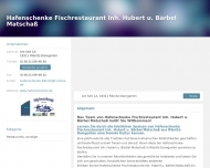 Bild Webseite  Ribnitz-Damgarten