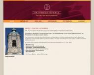 Bild Webseite Reinhold Herbst Schopfloch