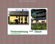 Ferienwohnung Oesch - 3-Sterne zertifiziert