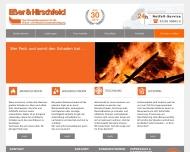 Bild Eßer & Hirschfeld GmbH Brandschadenbeseitigung