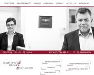 Bild Rechtsanwaltskanzlei Michael Ramstetter  Vorsorge- und Betreuungsrecht und Erbrecht