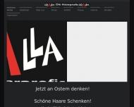 Bild Webseite  Gießen