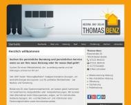 Bild Benz Thomas Heizung Bad Solar