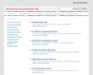 Bild Webseite  Beckum