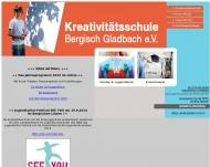 Bild Kreativitätsschule Bergisch Gladbach