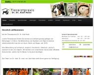 Bild Holst Axel Dr.med.vet Tierarztpraxis