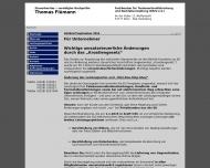 Bild Flümann Thomas Steuerberater und vereidigter Buchprüfer