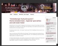 Bild Kulturbrauerei Heidelberg AG