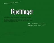 Bild Brauerei Kneitinger GmbH & Co. KG