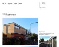 Bild Webseite Naumann Frankfurt