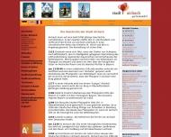 Website Aichach - Kindergärten