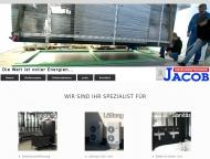 Bild Webseite Heizungstechnik Jacob Freital