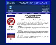 Bild Webseite  Frechen