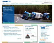 Bild WABCO Fahrzeugbremsen UB der WABCO Standard GmbH