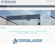 Website Knoblauch