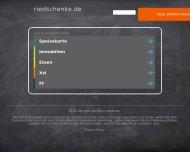 Bild Webseite  Arnstadt
