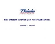 Bild Thiele Hauselectronic GmbH Alarmanlagen