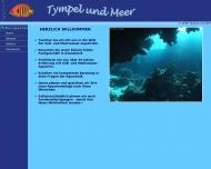 Bild Tympel und Meer