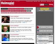 Website Heimspiel Verlag