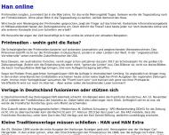 Bild Lühmanndruck Harburger Zeitungsgesellschaft mbH & Co. KG Verlag
