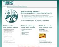 Bild TIMEKO Personaldienstleistungen Petra Kokkinis e.K.