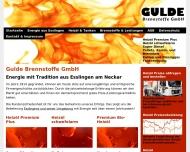 Bild Gulde Brennstoffe GmbH ESSO Vertriebspartner