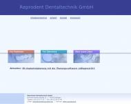Bild Reprodent Dentaltechnik GmbH