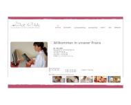 Website Witt Ute Dr. Ärztin für Kieferorthopädie