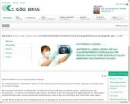 Bild Klöss Carl Dental-Medizinische Großhandlung Einrichtungs-Service
