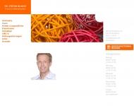 Website Peter Schlagbauer