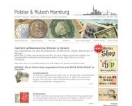 Bild Polster & Rutsch-Briefmarken - Postkarten