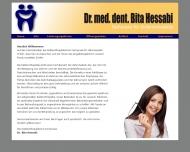 Dr. med. dent. Bita Hessabi - Ihre Kieferorthop?din in D?sseldorf