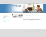Website Kranz Gernot Dr. Kieferorthopäde