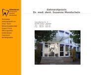 Zahnpraxis Dr. med. dent. Susanne Mondschein im Trebur-Astheim