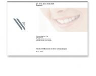 Bild Webseite Zahnarztpraxis Dr. Heiko Wolf Köln