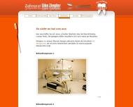 Website Ziegler Eike Zahnarzt