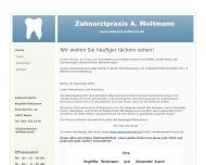 Zahn?rztin in Berlin Charlottenburg - Angelika Woltmann
