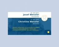 Bild Webseite Wenzler Josef u. Christine Dres. med. dent. Zahnärzte Konstanz